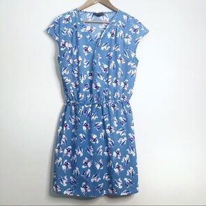 Attention Floral Dress